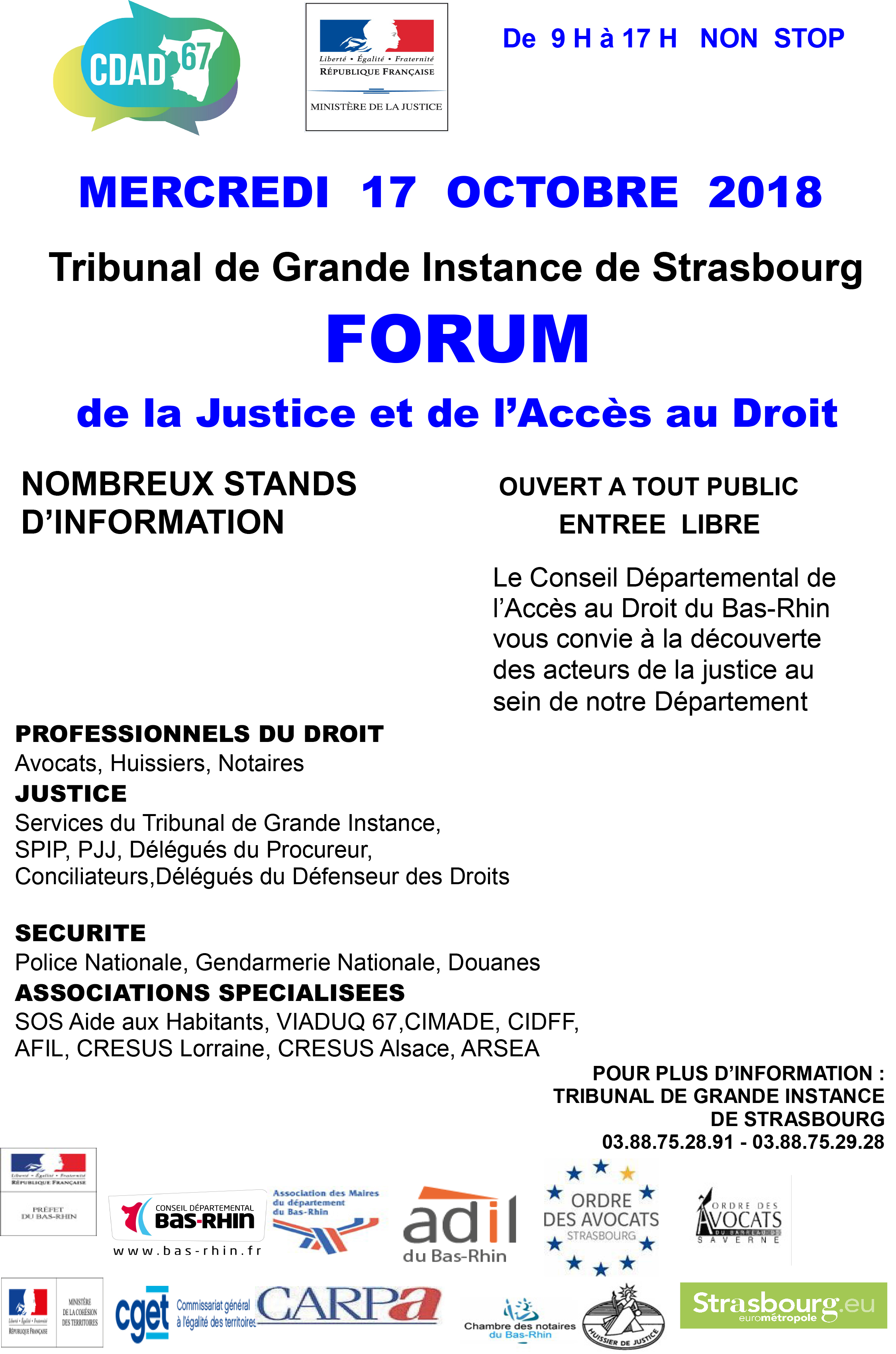 Forum De La Justice Et De L Acces Au Droit Communaute De Communes